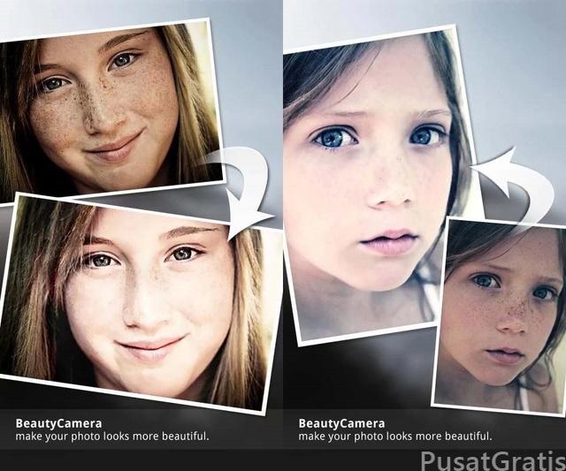 Download 5 aplikasi make up wajah gratis untuk android
