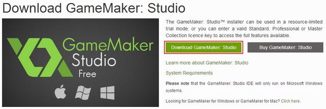 Dapatkan GameMaker Studio Standard Edition untuk Membuat Game Sendiri dengan Mudah