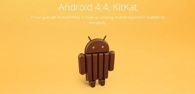 10 Fitur Tersembunyi di Android 4.4 KitKat