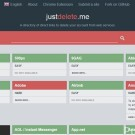 Tools Untuk Membantu Menghapus Akun Online Kamu