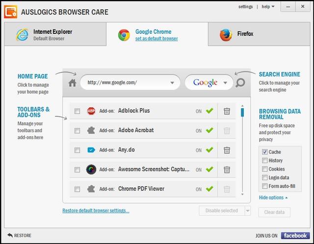Cara Membersihkan Toolbar dan Hijack di Browser dengan Super Mudah