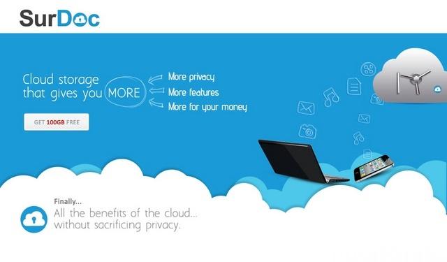 Dapatkan Gratis Cloud Storage 100 GB dari SurDoc