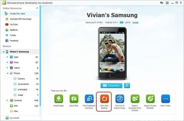 Dapatkan Gratis Wondershare MobileGo For Android seharga $39.95