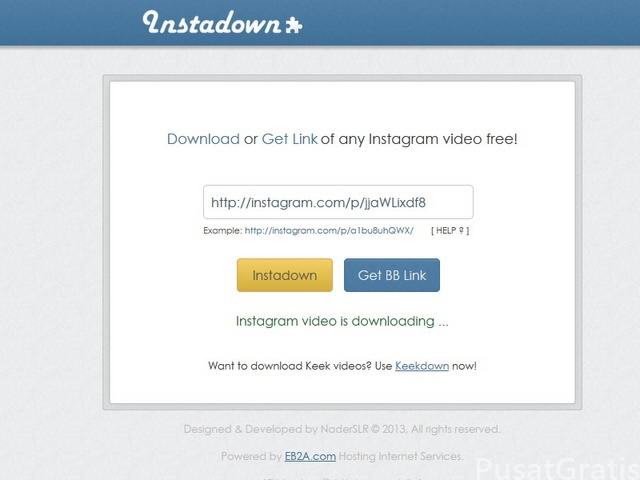 Cara Download Video Instagram dengan Mudah