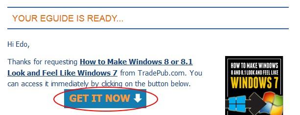 Cara Menjadikan Windows 8/8.1 Terasa Seperti Windows 7 (Ebook)