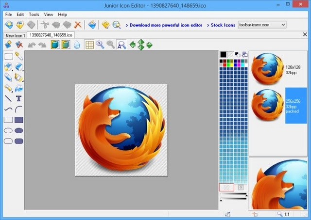 Download Software Gratis Junior Icon Editor: Cara Membuat Icon Sendiri