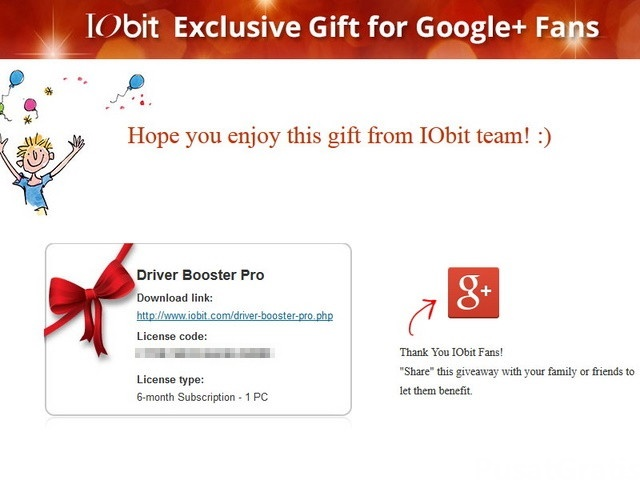 Update Driver Otomatis dengan Software Giveaway IObit Driver Booster Pro seharga $28.95
