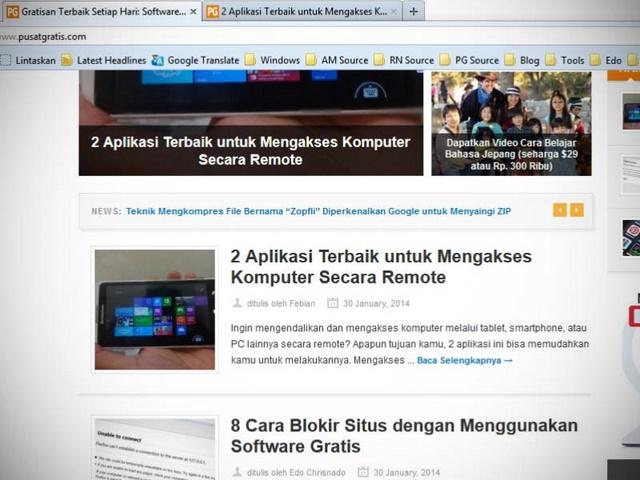 Cara Mencegah Duplicate Tab di Mozilla Firefox