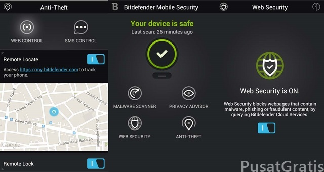 Giveaway BitDefender Mobile Security & Antivirus Android (Seharga $9.99)