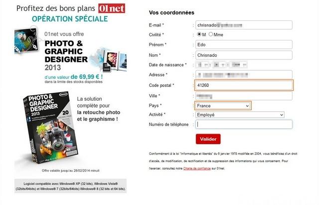 Dapatkan Software Xara Photo & Graphic Designer 2013 seharga Rp. 700 Ribu