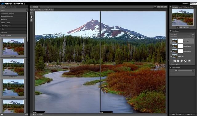 Menyulap Foto Biasa Menjadi Luar Biasa dengan Perfect Effects 8 Gratis