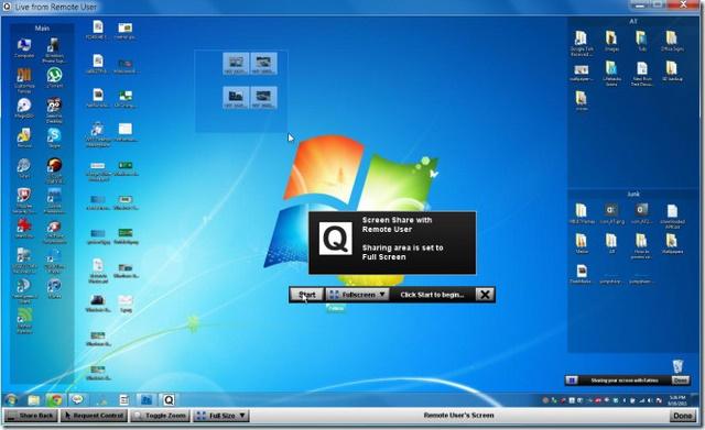 Software dan Aplikasi Screen Sharing Gratis untuk Meeting
