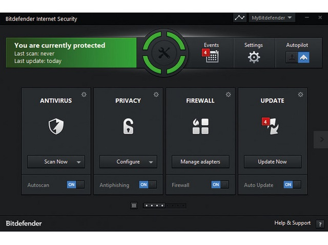 Download Bitdefender Internet Security 2014 Secara Gratis