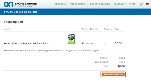 Dapatkan Lisensi Perfect Effects 8 Premium Edition Senilai $99.95