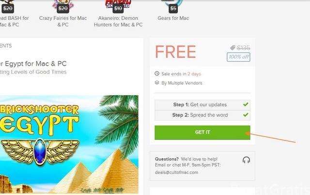 Dapatkan 8 Game Gratis untuk Mac dan Windows (Seharga $135)