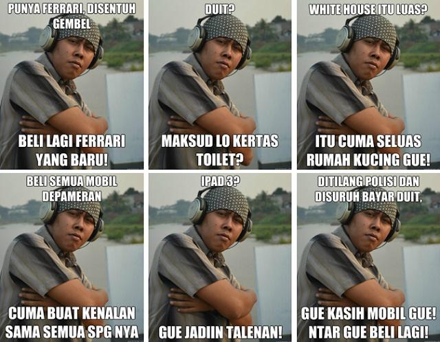 Asal Mula Karakter Meme yang Populer (Video)