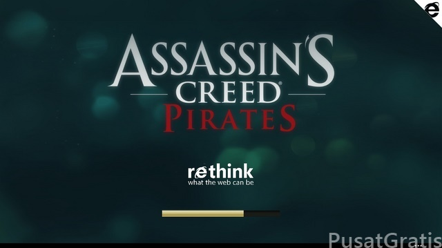 Mainkan Keseruan Game Browser Assassin's Creed Pirates