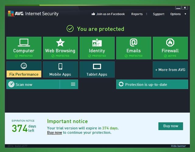 Hot: Dapatkan Lisensi AVG Internet Security 2014 Secara Gratis dan Legal (Senilai 630rb)