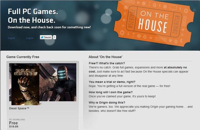 Hot: Dapatkan Game PC Populer dari EA Secara Gratis dan Legal