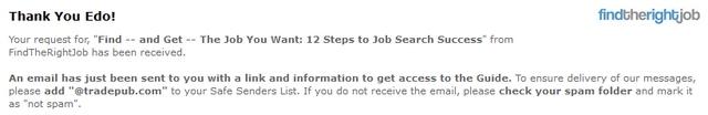 Menemukan Pekerjaan yang Kamu Inginkan: 12 Langkah Sukses Mencari Kerja (Ebook)