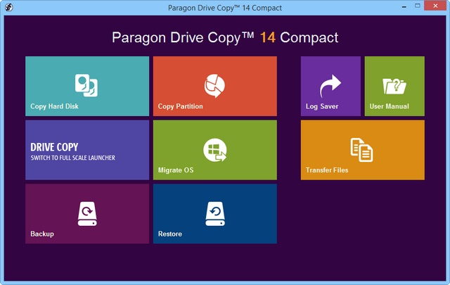 Giveaway Paragon Drive Copy 14 Compact
