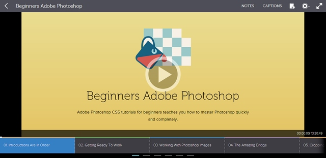 Download Video Tutorial Mahir Adobe Photoshop CS5 untuk Pemula
