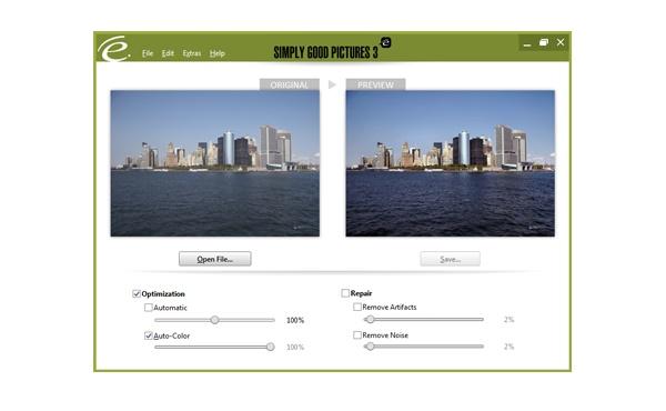 Mudahnya Memperbaiki Gambar dengan Simply Good Pictures 3