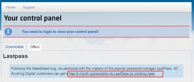 Inilah Cara Saya Mendapatkan LastPass Premium Secara Gratis