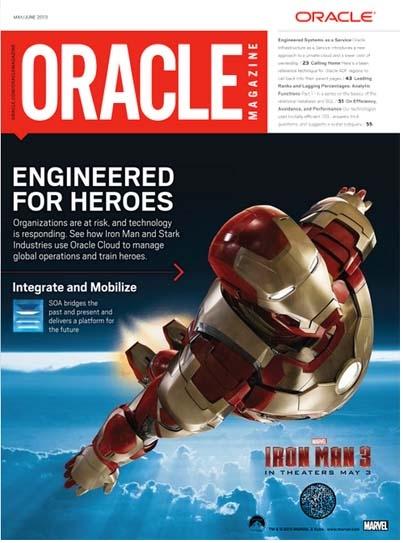 "Ayo Berlangganan Majalah Teknologi ""Oracle Magazine"", Mumpung Masih Gratis!"