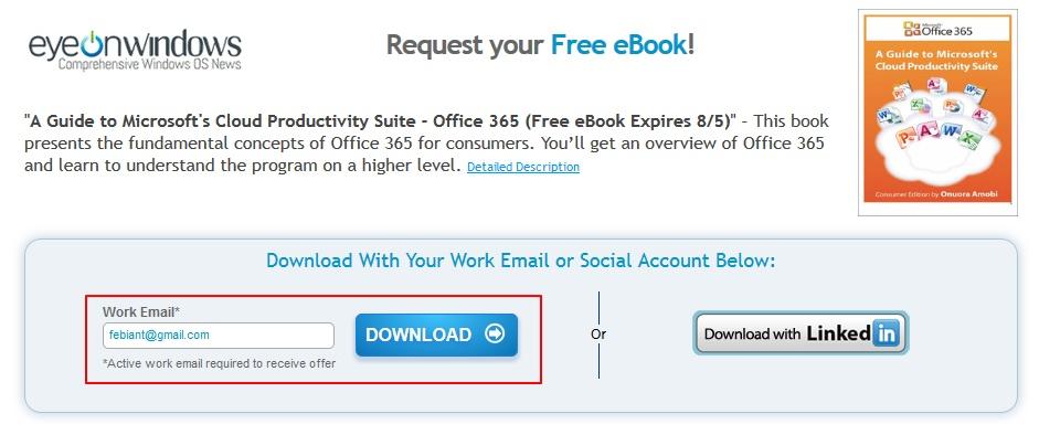 Download Panduan Lengkap Microsoft Office Secara Gratis (Normalnya $12.95), Terbatas!