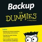 Download Gratis eBook Backup for Dummies Senilai 364 Ribu!