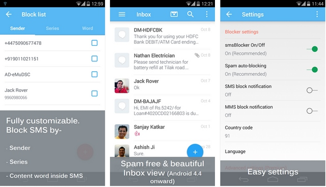 3 Aplikasi Terbaik untuk Memblokir SMS dan Telepon di Android
