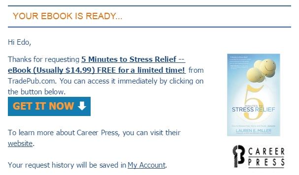 Cara Melepaskan Stress, Kekhawatiran, dan Keraguan dalam 5 Menit