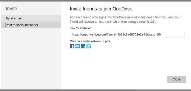 Cara Mendapatkan 15 + 15 GB Cloud Storage dari OneDrive