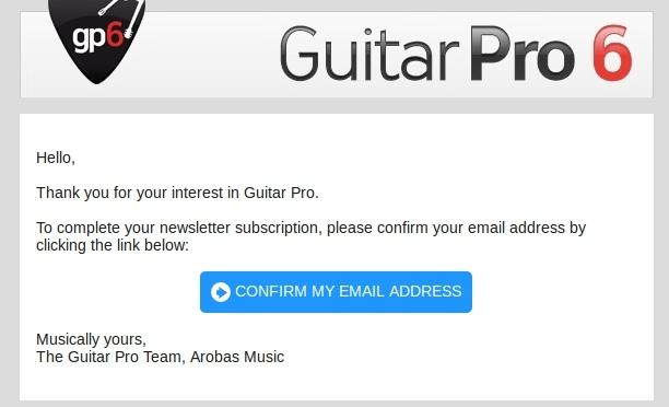 Dapatkan Lisensi Guitar Pro Lite Secara Gratis dan Legal