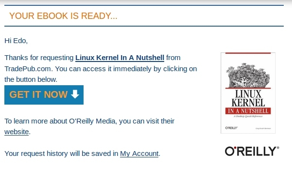 """Dapatkan Panduan """"Hacking Kernel Linux"""" Gratis (Senilai 332rb)"""
