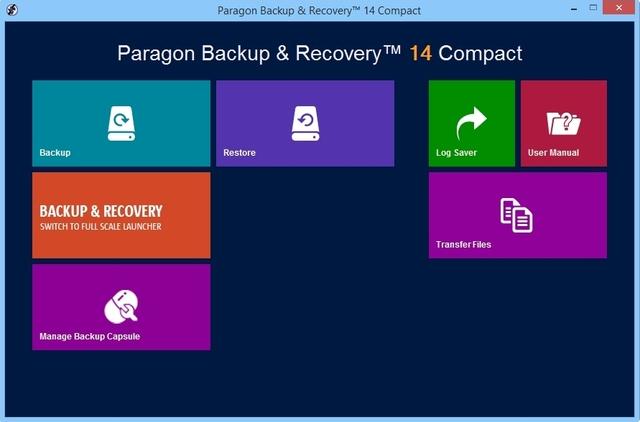 Dapatkan Paragon Backup & Recovery 14 Compact Senilai 505rb (Gratis!)