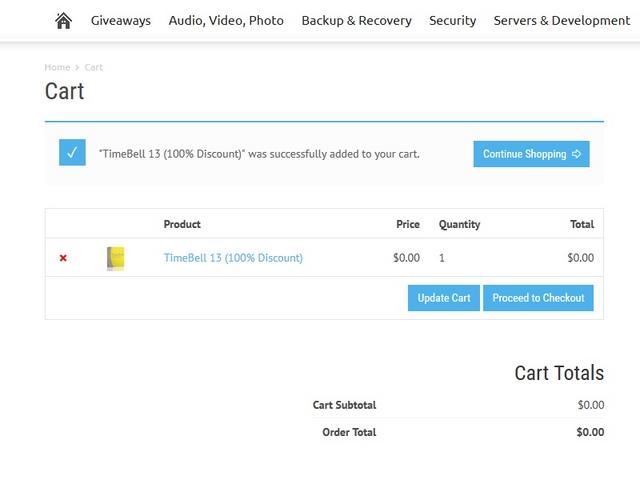 Gratis Download TimeBell 13, Software Berbayar Untuk Mengingat Tugas Penting
