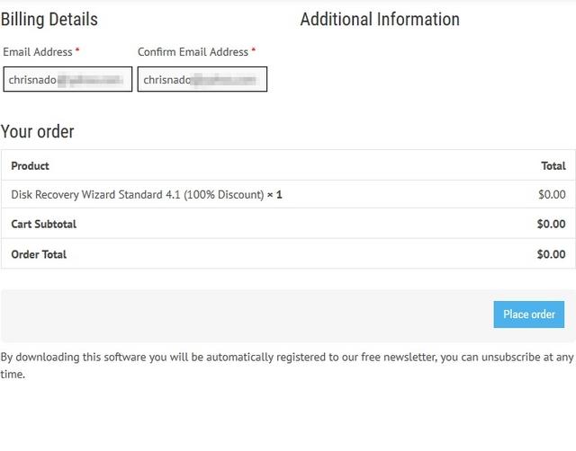 Dapatkan Giveaway Disk Recovery Wizard Standard 4.1, Software Untuk Mengembalikan File yang Dihapus