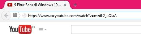 Cara Mudah Download Video Youtube Tanpa Menggunakan Software Apapun