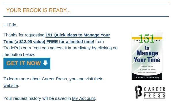 151 Langkah Cerdas Dalam Mengatur Waktu untuk Meraih Keinginanmu (Ebook Senilai 163 ribu)