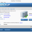 Download Gratis SuperEasy 1-Click Backup, Software Backup File