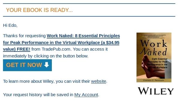 8 Rahasia Memaksimalkan Produktivitas dengan Mengubah Pola Kerja Menjadi Lebih Santai dan Menyenangkan (Ebook Senilai 445rb, Gratis!)