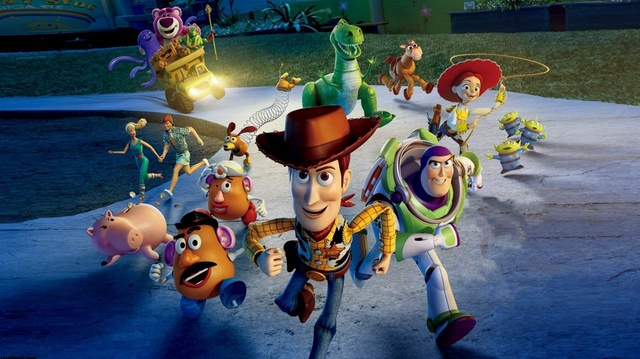 Software Pembuat Film Toy Story — Pixar Renderman Kini Gratis!