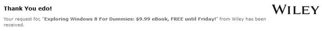 """Terbatas: Download eBook Premium """"Menguasai Windows 8"""" Senilai 130 ribu — Gratis!"""