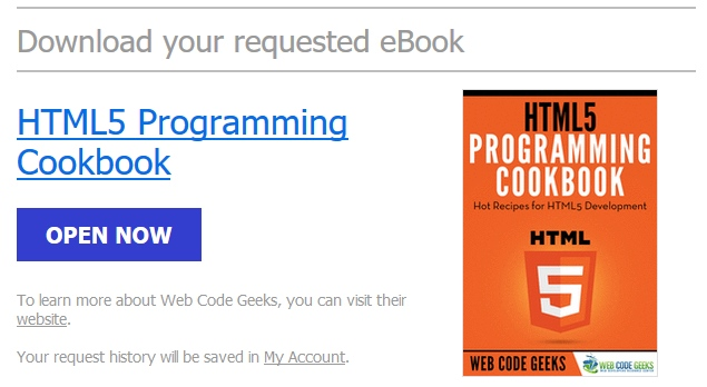 Free HTML And CSS Books