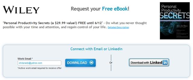 """Download Ebook """"Rahasia Meledakkan Produktivitas Diri"""" Senilai 397 Ribu — Gratis!"""